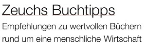 Zeuchs Buchtipps