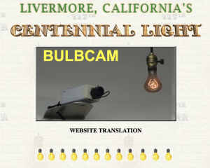 Centennial Bulb, leuchtet seit 1901
